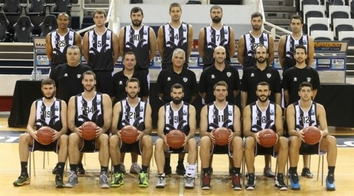 Paokomplet mais motiv s l 39 actualit basket sur for Paok salonique basket
