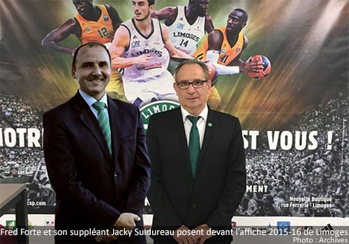 fred forte csp limoges